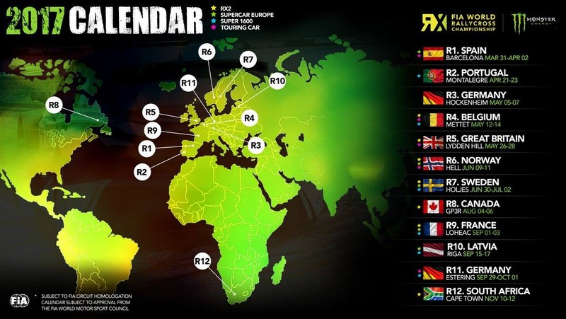 Calendrier (Provisoire) 2017 du Championnat du Monde FIA de Rallycross 671147worldrallycrosscalendrier2017