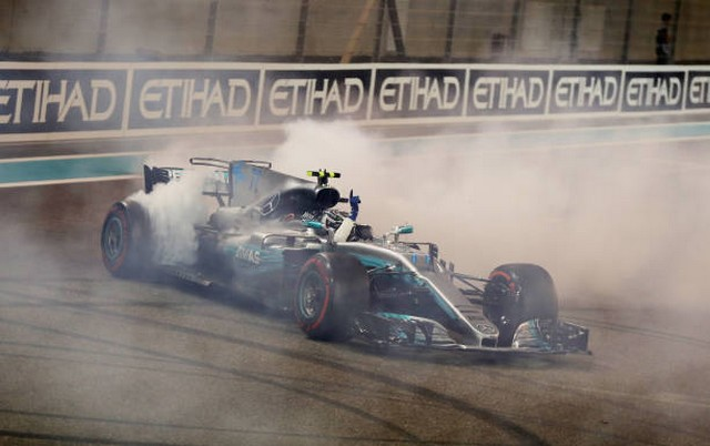 F1 GP d'Abu Dhabi 2017 : Victoire de Valtteri Bottas  672631879552360