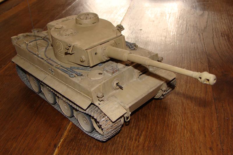 Tigre I - Tamiya ref 35156 - 1/35 - Page 5 673248DSC05428