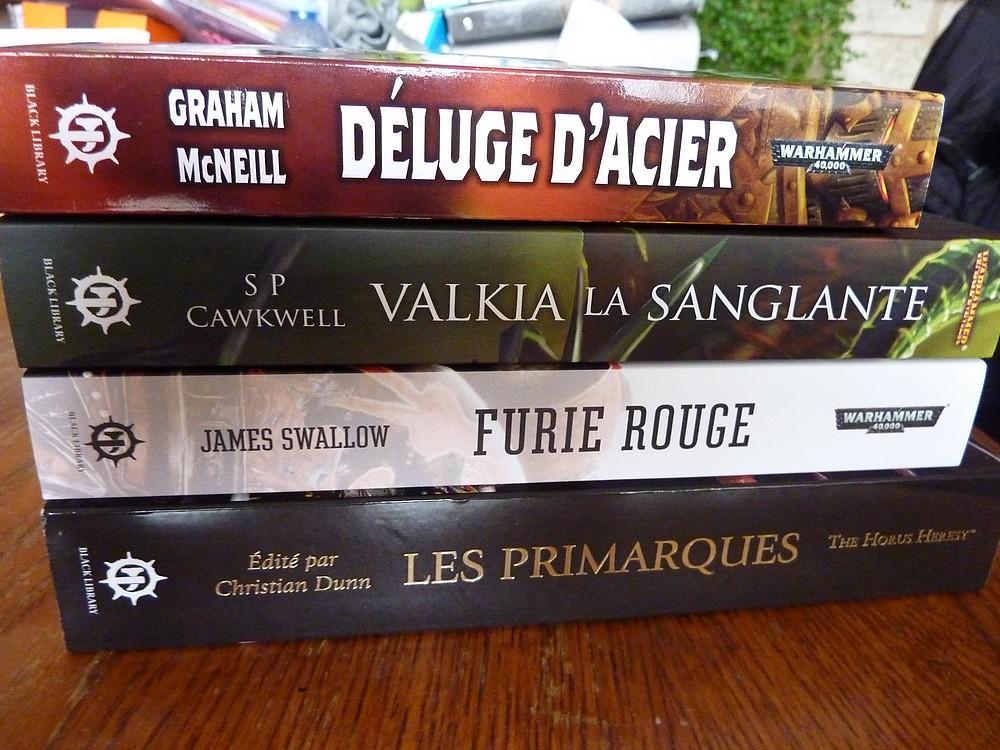 Les Formats des romans de la Black Library France 673468Romansfvrier2013B