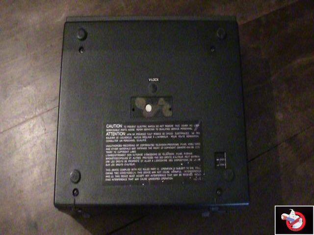 Caméra Panasonic PK-750 et VCR Portable NV-8410 67366922