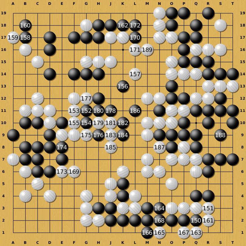 Translation of Huang Longshi vs  Jiang Tianyuan  674337916