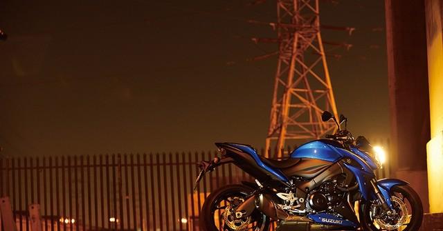 Suzuki dévoile son nouveau roadster au cœur de sportive 675684gsxs1000al6action13