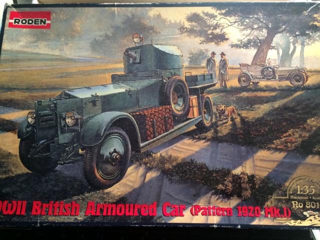 Pattern 1920 Rolls-Royce MK1 en Egypte - (Roden 1/35) 676170IMG2677
