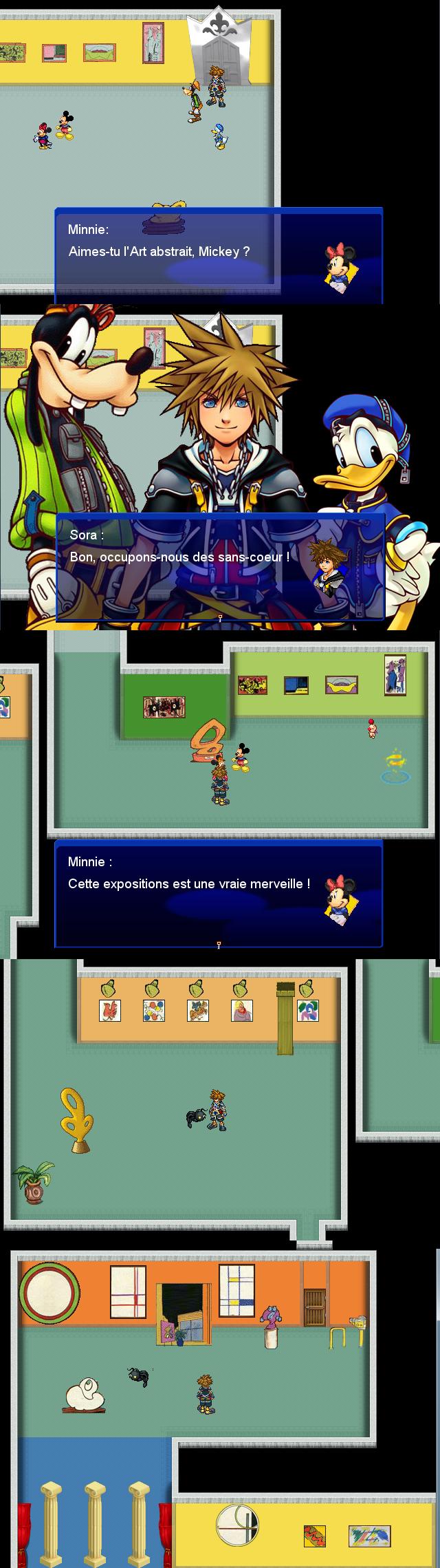 Kingdom Hearts 3 El Museo de Arte Moderno 676501musee