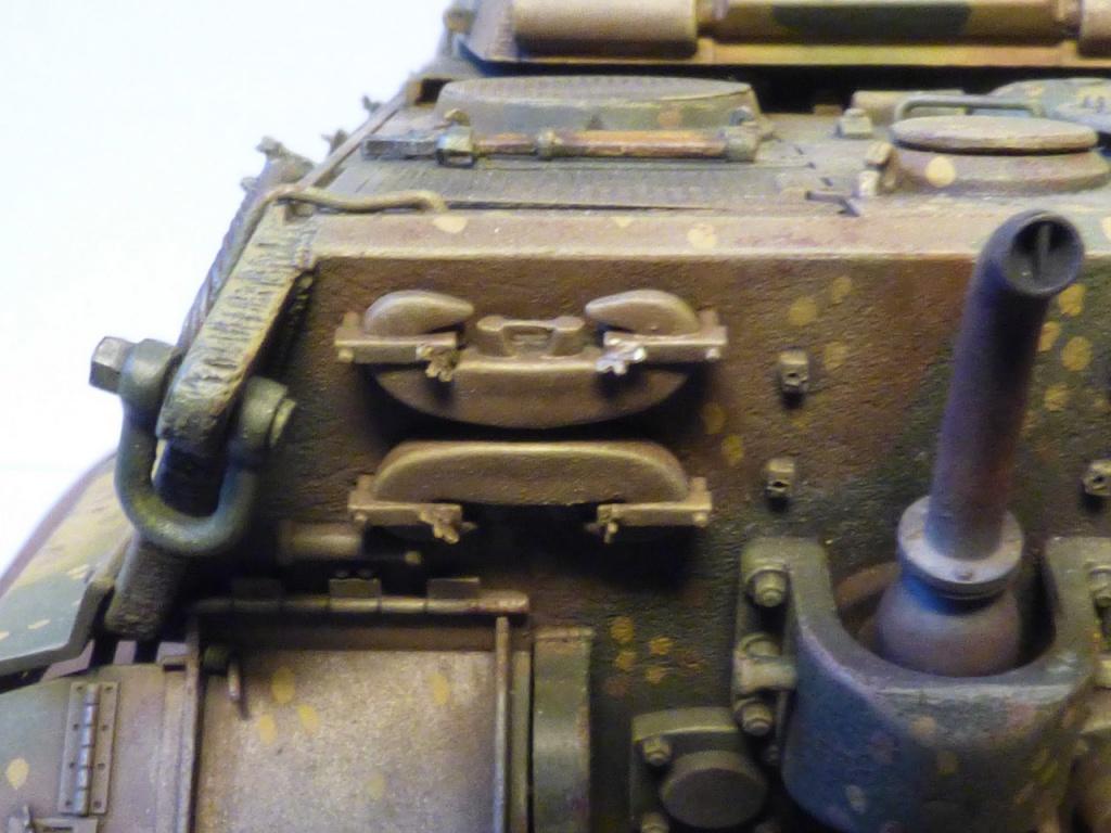 tiger - King Tiger Sd.Kfz.182 Henschel Turret Takom 1/35 676830P1060458Copier