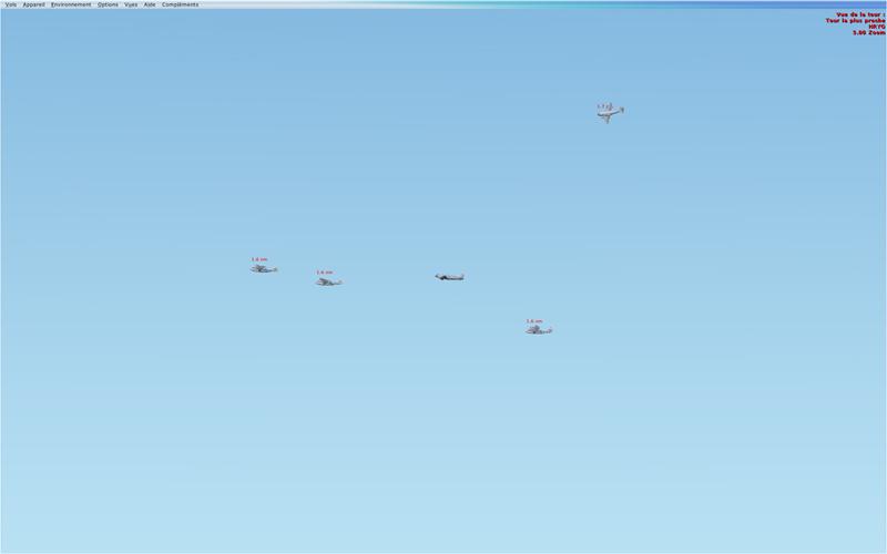 Vol en formation en Afrique (DC3) 676967201322220511930