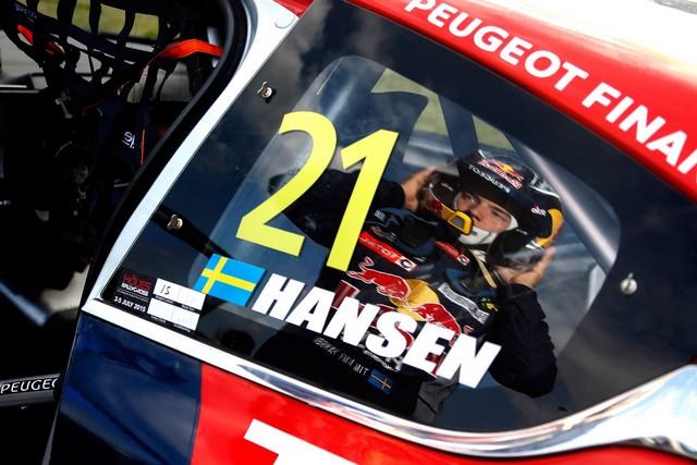 Le Team Peugeot Hansen dépossédé de la victoire en Suède 677500wrx20150704019