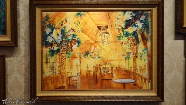 [Disneyland Park] The Disney Gallery - Exposition Tiki, Tiki, Tiki Realms, Celebrating 50 Years of Enchantment 67784465t8
