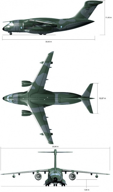 What-if? - Airbus A400 - ech 1/72 6778712611