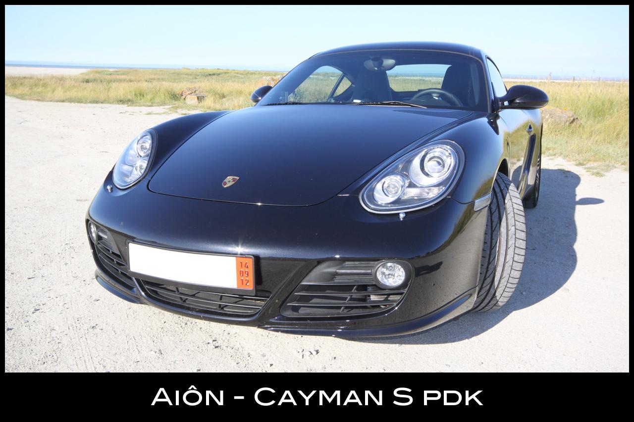 [Photos] Mon nouveau Cayman S 677967caymanaion6