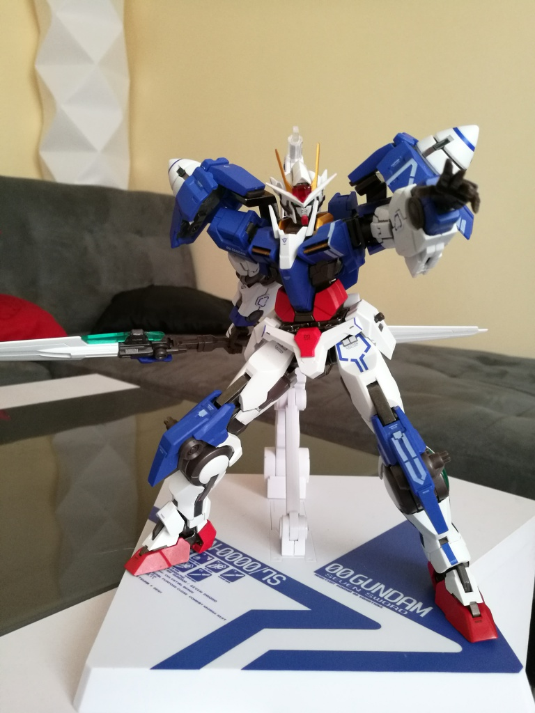 [REVIEW] Gundam 00 Seven Sword Metal Build MC Club..entre larmes,decadence et F5. 679052IMG20161030145630