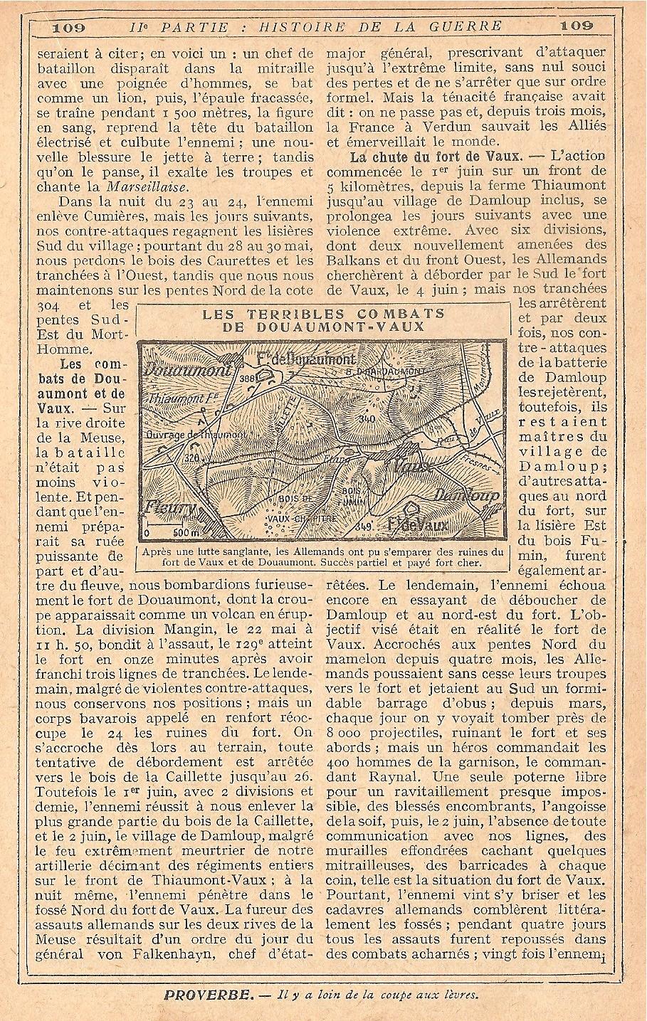 [ Histoires et histoire ] LE CENTENAIRE DE LA GRANDE GUERRE - Page 5 680408Verdun12
