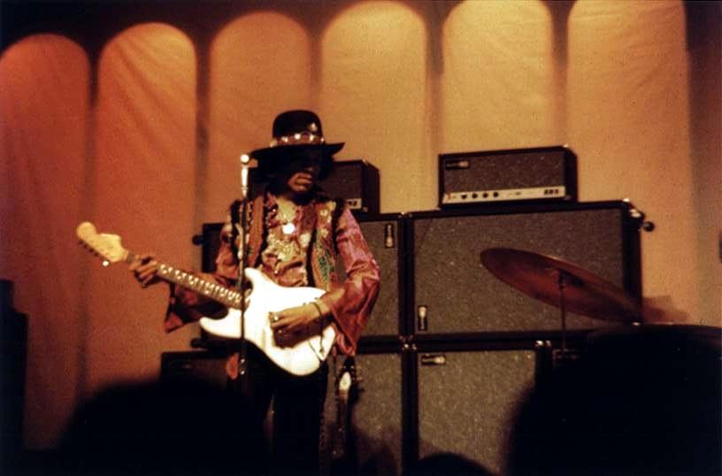 Milwaukee (The Scene) : 28 février 1968 [Second concert] 68112619680228001