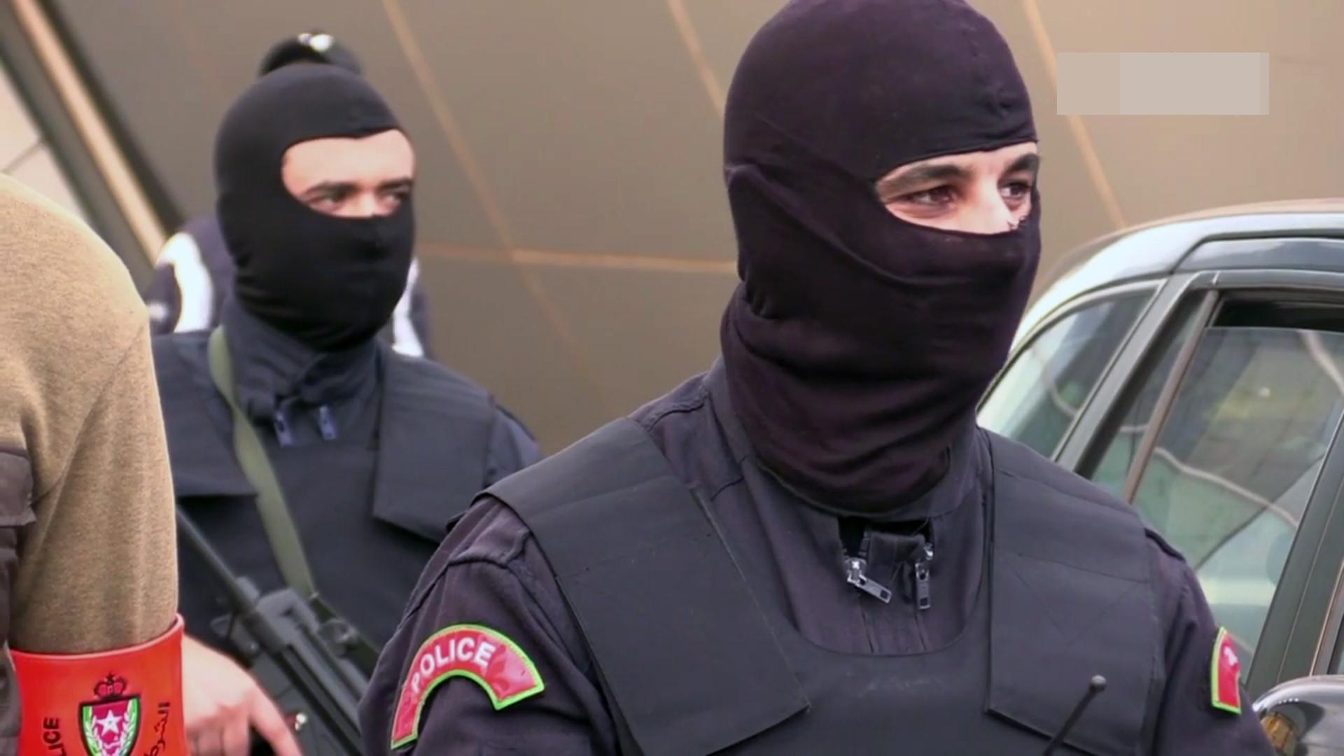 Moroccan Special Forces/Forces spéciales marocaines  :Videos et Photos : BCIJ, Gendarmerie Royale ,  - Page 9 6812769018