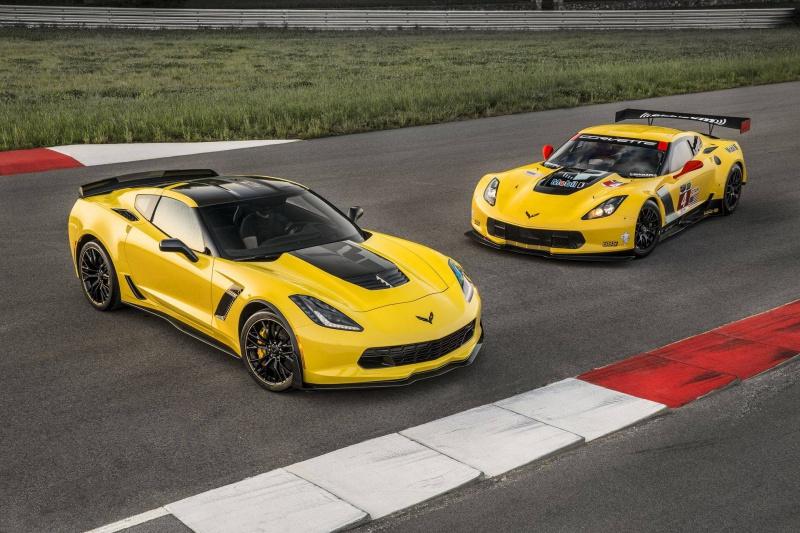 The limited edition 2016 Corvette Z06 C7.R Edition 68146113993148626056671410604596199430356928377o