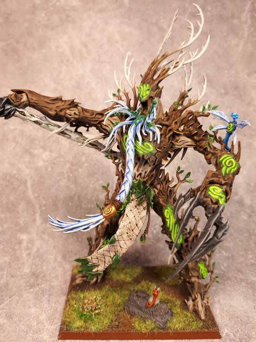 Armée Elfes sylvains - Tree Revenants 682017Treeman12
