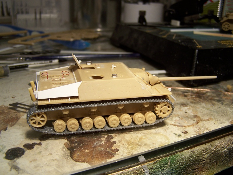 ( Esci 1/72) Jagdpanzer 4 L/70  (Terminé) 6827641005407