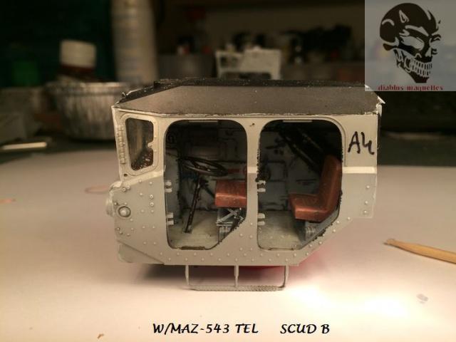 W/MAZ -543 TEL  SCUDB  maquette dragon 1/35 682960IMG4307