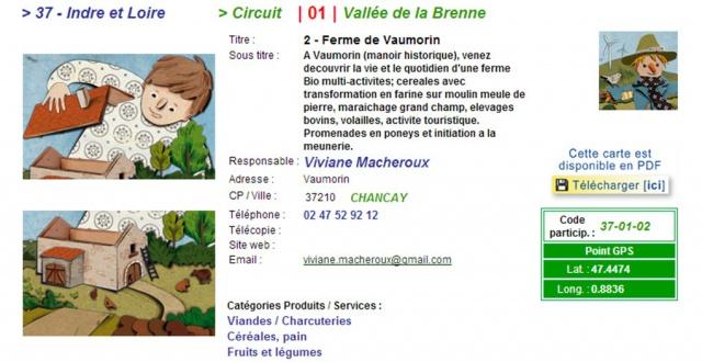 La France de Ferme en Ferme - Edition 2013 68335420130428091458