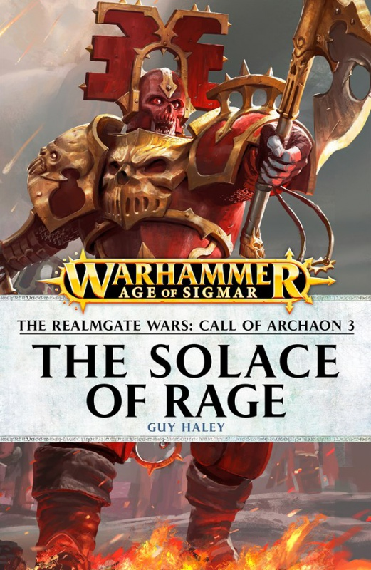 The Realmgate Wars - IV - Call of Archaon - Recueil 683957SolaceofRage
