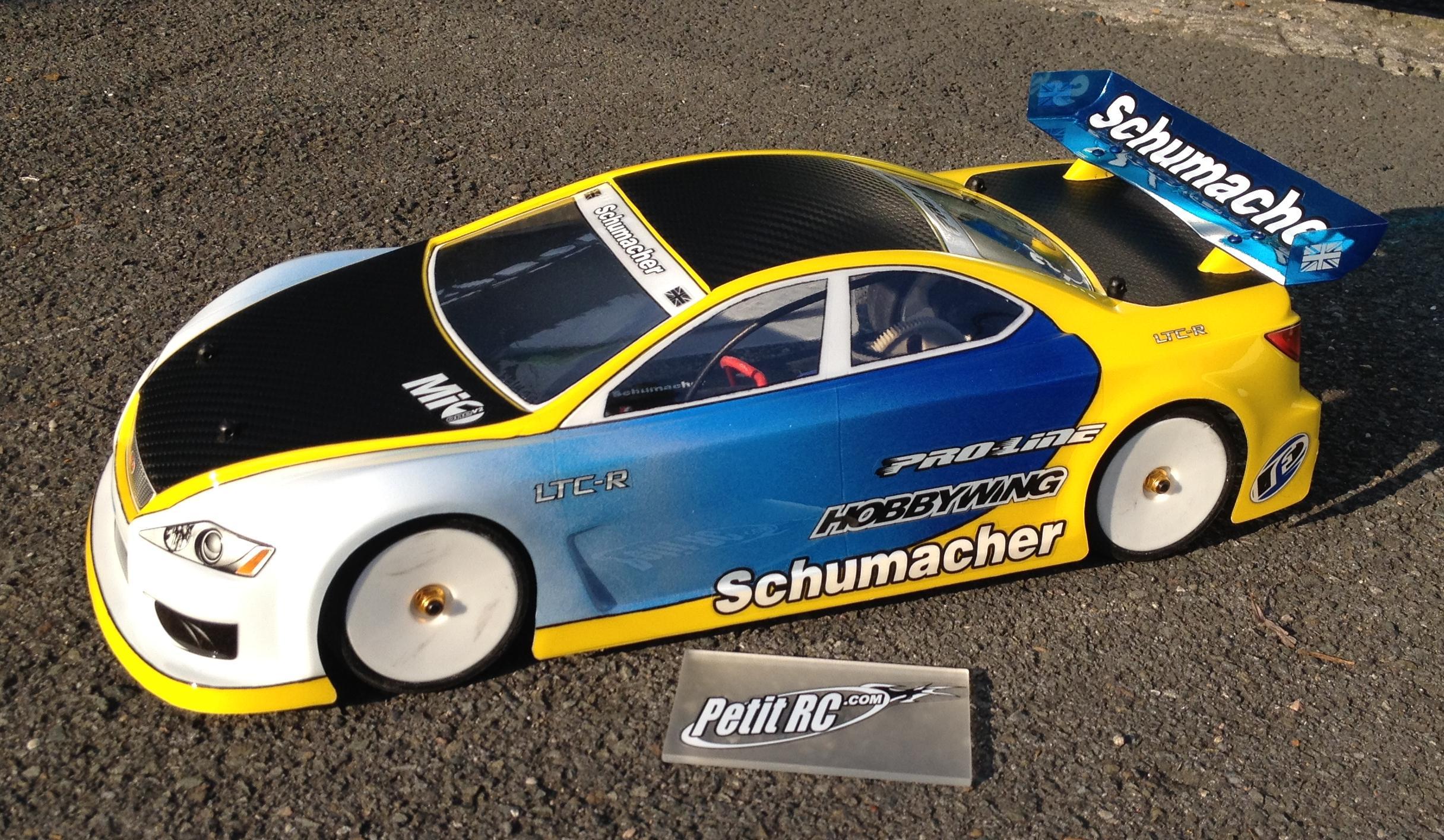 Premiere réalisation carro Mini-Z Subaru 684117130474LTCR1