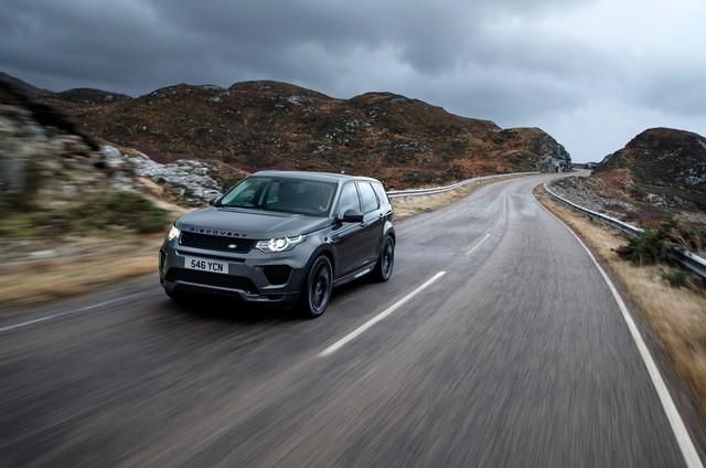 Les Land Rover Discovery Sport Et Range Rover Evoque Encore Plus Performants Grâce Aux Technologies Des Nouveaux Moteurs Ingenium 685469lrds18myingeniumpetrol24051702