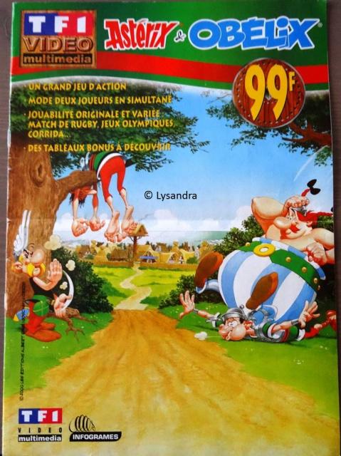 Mes dernières acquisitions Astérix - Page 22 686911tf1video