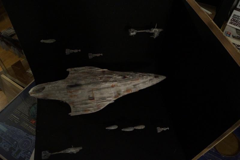 STAR WARS : Diorama Flotte rebelle - Page 5 686982DSC01254