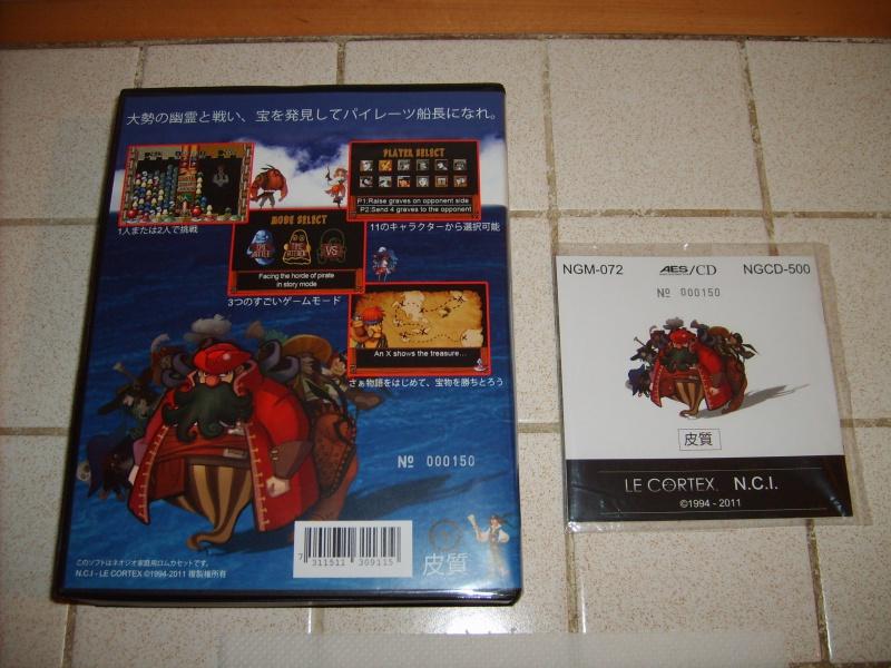 Un nouveau jeu AES Treasure Of The Caribbean - Page 5 687089S5003424