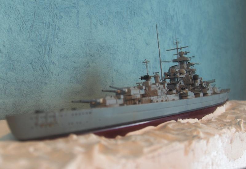 Bismarck 1/700 [Trumpeter] - Page 4 687173HPIM2173