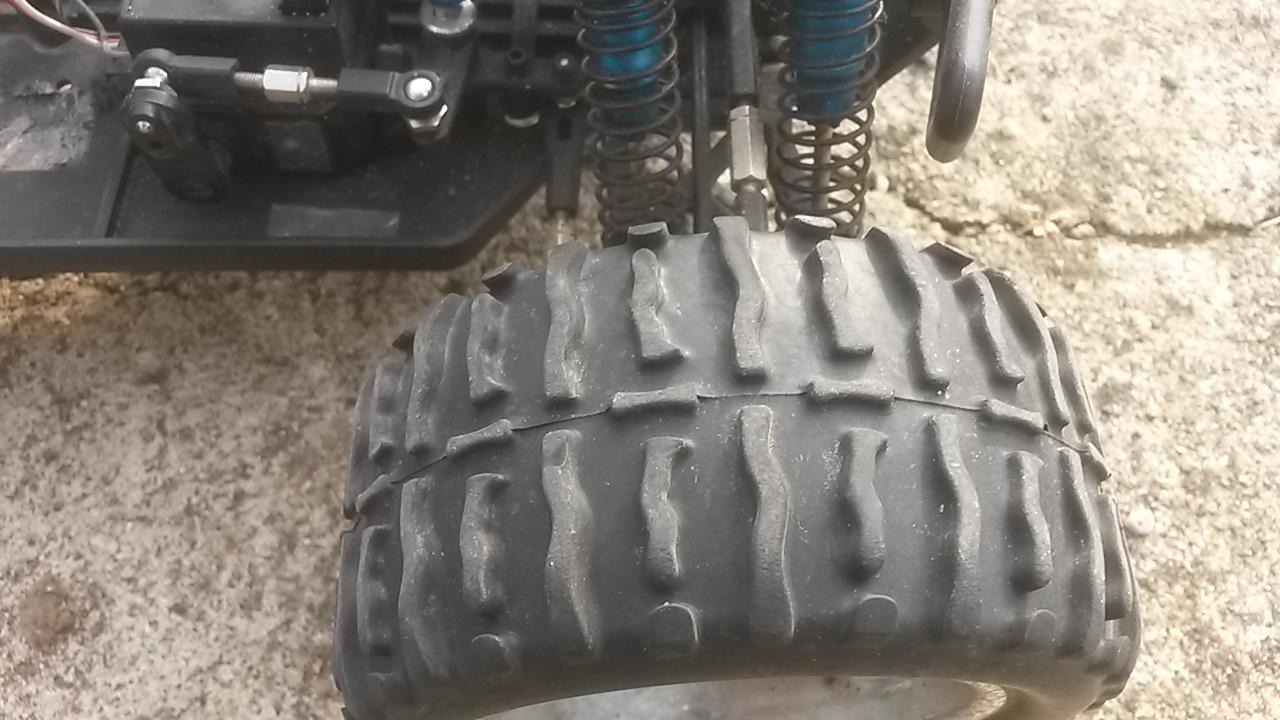 Vente monster truck torche pro 1/10 (strada MT évolué,brushless) 68725720160313085131