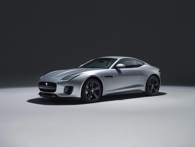 Lancement De La Nouvelle Jaguar F-TYPE Dotée De La Technologie GOPRO En Première Mondiale 687414jaguarftype18my400sstudioexterior10011701