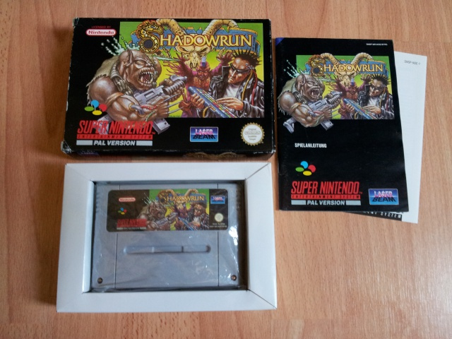 Prupru's Collection ! 100% Super Nintendo et 200% Super Comboy !! - Page 2 689708ShadowRunNOE