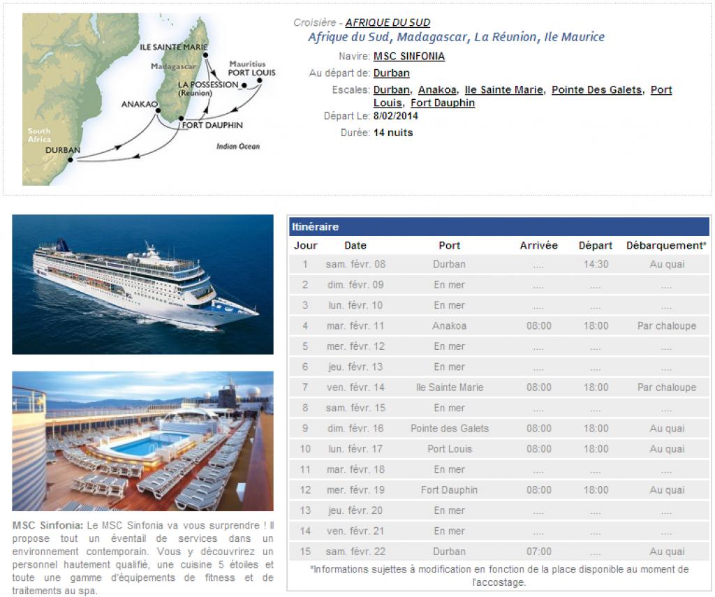 le 16/02/2014 - navire probablement - Ile de La Réunion St Benoit (Ile de La Réunion)  689921halika6
