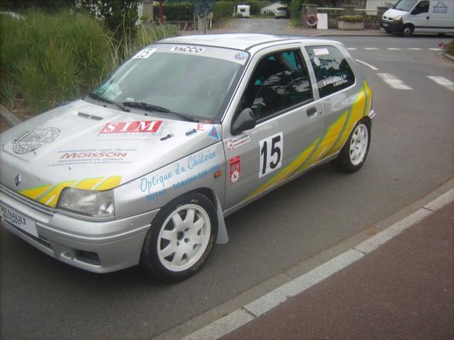 31è Rallye Tessy sur Vire Gouvets 2012 (vérifications techniques)  690199Sep01819