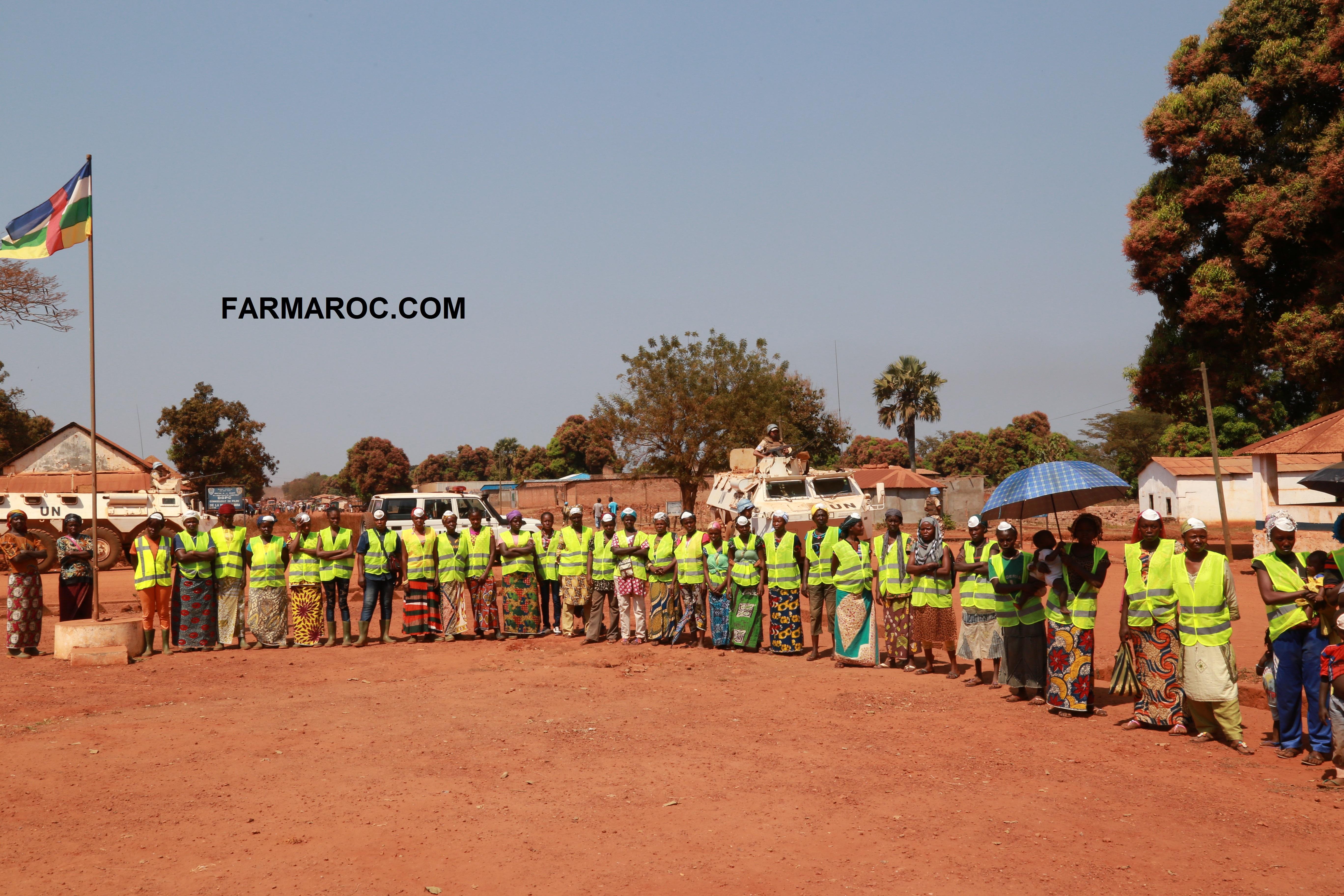 Maintien de la paix dans le monde - Les FAR en République Centrafricaine - RCA (MINUSCA) - Page 3 69026024068178025ef23824500o