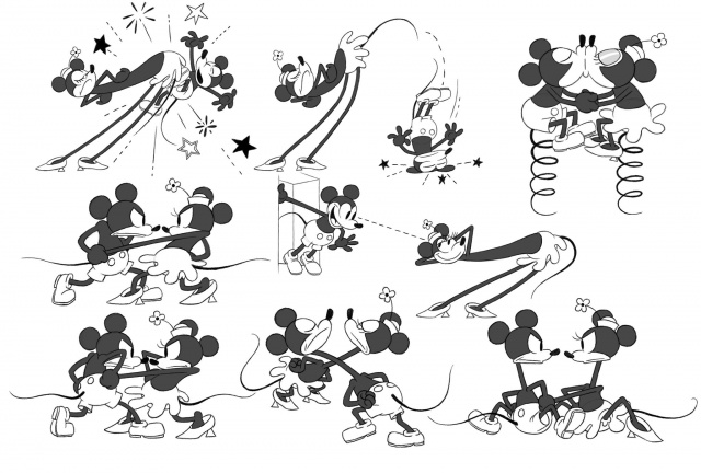 [Cartoon Walt Disney] Mickey Mouse : À Cheval ! (2013) - Page 2 690712gah