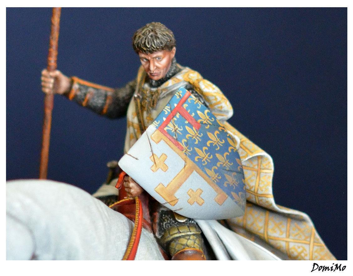 Chevalier porte - Etendard fin XIII ème - Photos finales - Page 2 690972Porteetendard