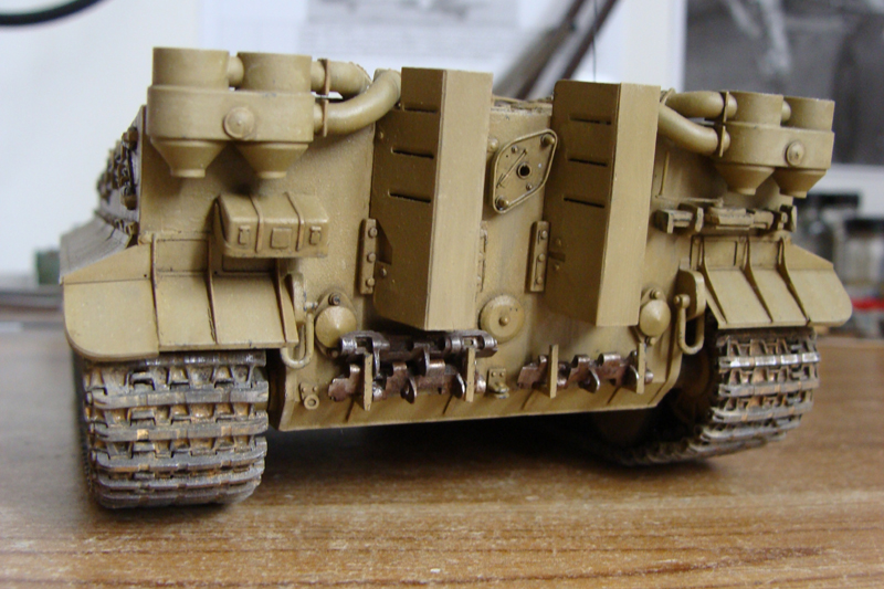 Tigre I - Tamiya ref 35156 - 1/35 - Page 5 691730DSC05408