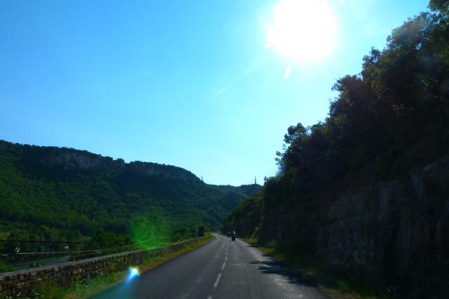 CR (Photos & Vidéo)  : TSO : 06-07/06/15 Sortie au Viaduc de Millau & environs 691799P1180546