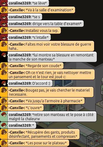 [C.H.U] Rapports d'actions RP de -Camxlle- 692192eeeeeeeeeeeeeeeee