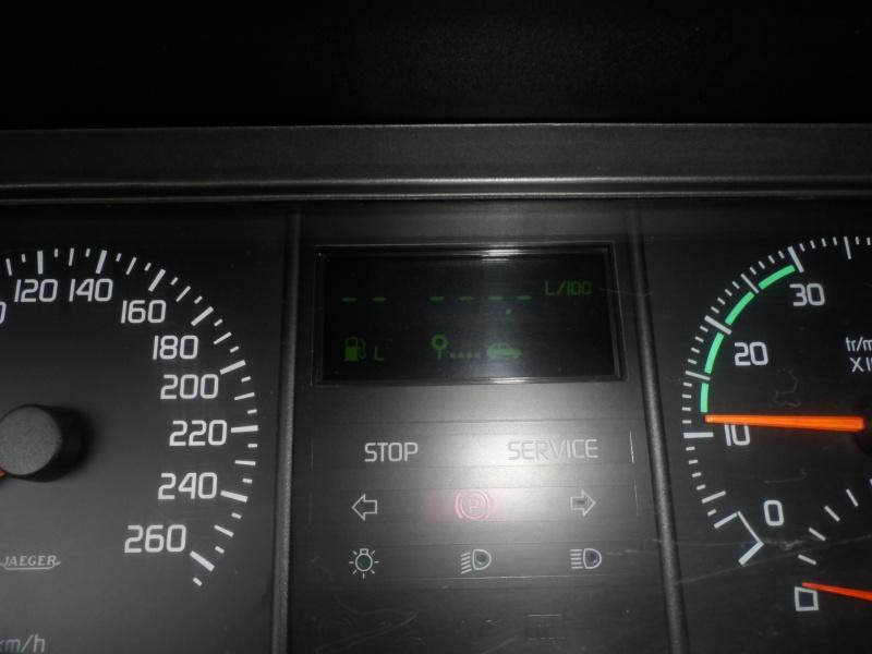 Problème de visualisation consommation sur v6 turbo 692563SAM4211