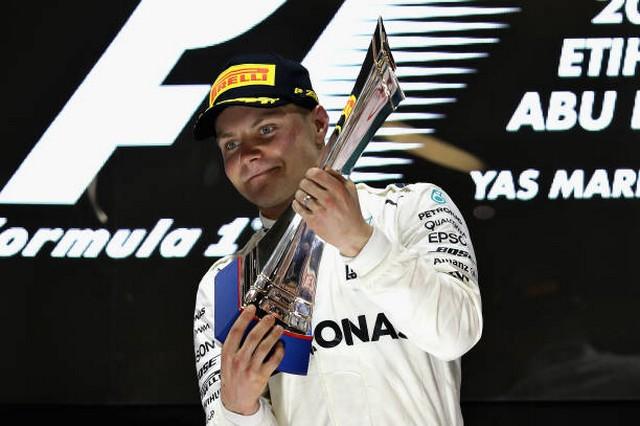 F1 GP d'Abu Dhabi 2017 : Victoire de Valtteri Bottas  692590879435594