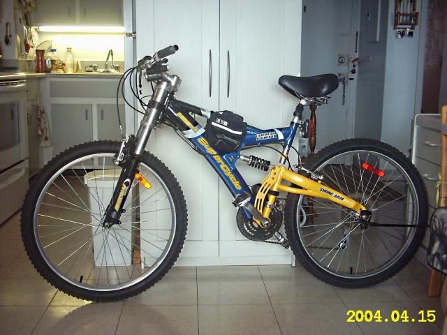 HOOLIGAN..Pas un (( GRAND )) vélo.....MAIS !!! - Page 2 692867IMG0001
