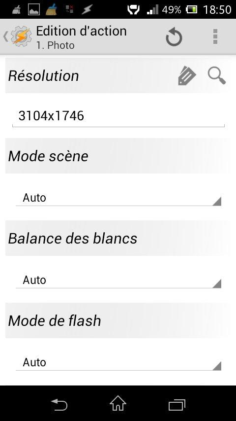 [APP] Tasker : Personnaliser et automatiser des tâches sous Android [Trial/Payant] - Page 12 693062capturetasker3