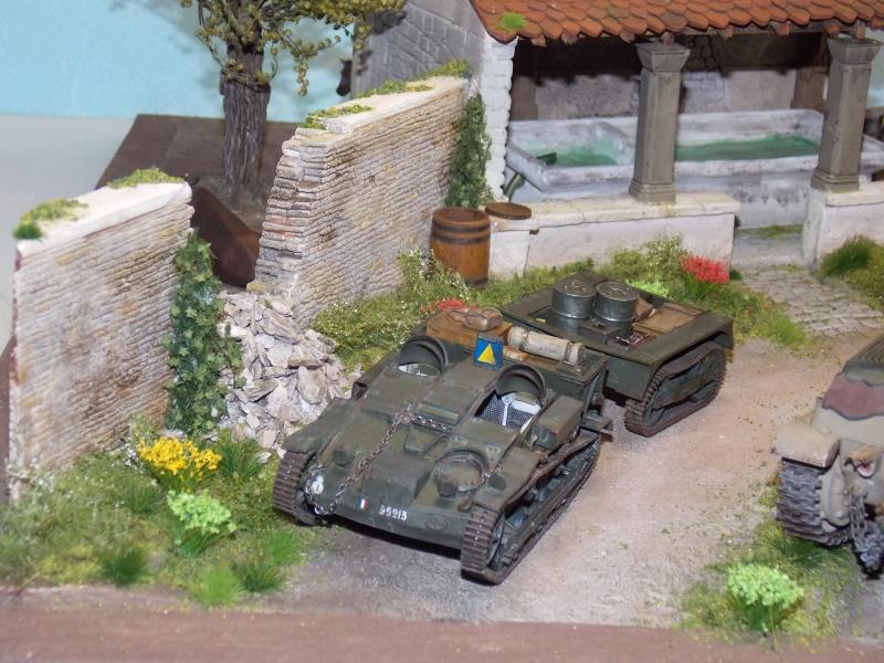 Quelque part en France printemps 40  1/35 TAMIYA et MK35 - Page 5 693081DSCN4059