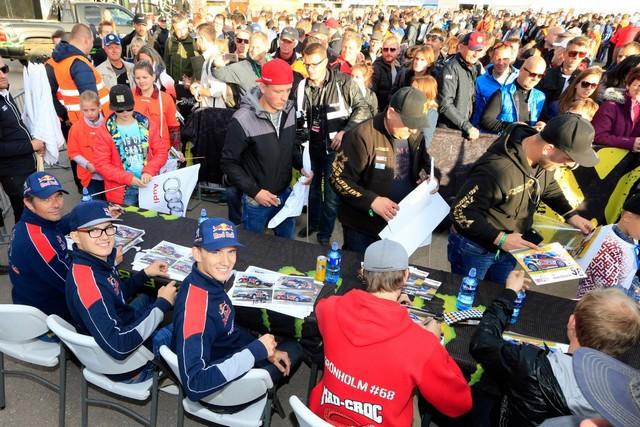 Rallycross - Sébastien Loeb remporte sa première victoire au volant de la PEUGEOT 208 WRX ! 693718wrx201610010267