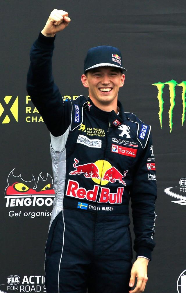 Rallycross - Sébastien Loeb remporte sa première victoire au volant de la PEUGEOT 208 WRX ! 693995wrx201610020139