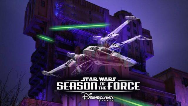 Star Wars : Saison de la Force (depuis 2017-retour en janvier 2019) - Page 5 694699w167